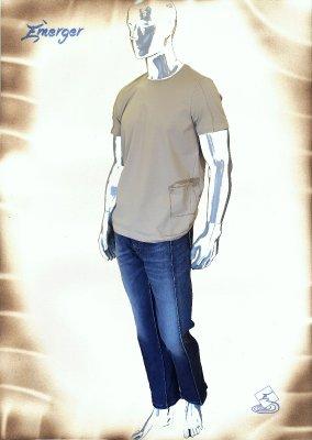 Linea di abbigliamento a forme geometriche E\'merger